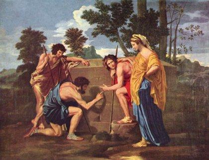 Les Bergers d'Arcadie